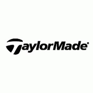 Taylormade logo black